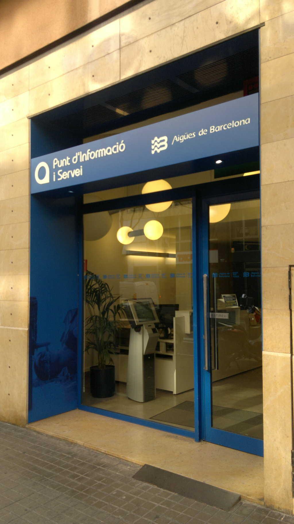 Oficina en red de aig es de barcelona for Oficinas seguridad social barcelona horarios