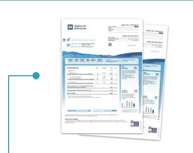 Tota la informació necessària per donar-te d'alta és a la teva factura