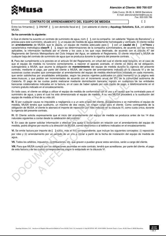 Formulario Alta Suministro Web Oficial La Gestió Responsable